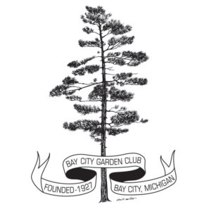 Bay City Garden Club Logo